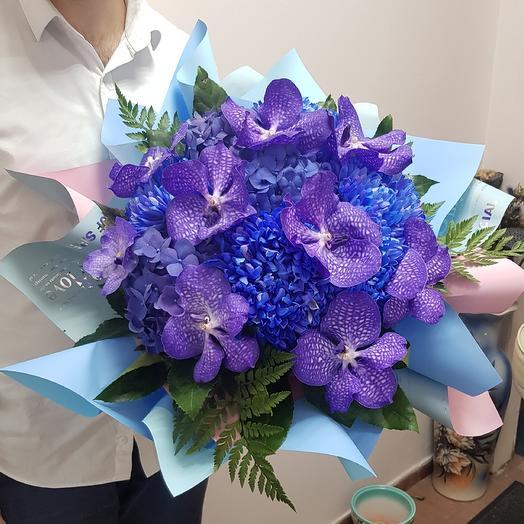 Небесная звезда: букеты цветов на заказ Flowwow