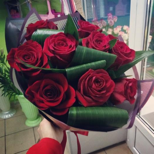 """Букет """"С Любовью"""": букеты цветов на заказ Flowwow"""