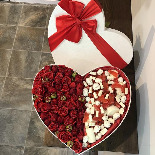 Flowers and sweets: flowers to order Flowwow