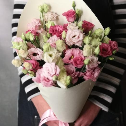 ЭусТомная радость: букеты цветов на заказ Flowwow