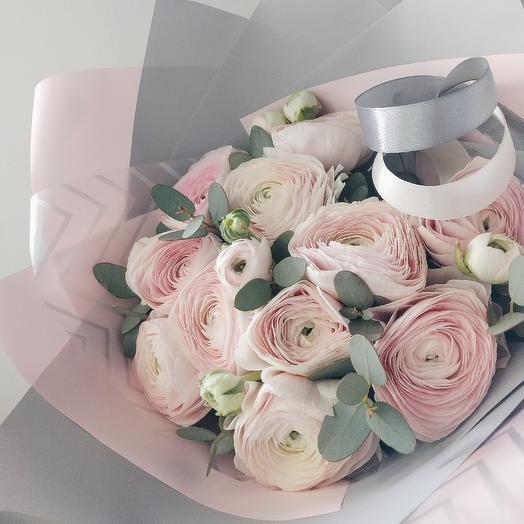 Ranunculus Kluni: букеты цветов на заказ Flowwow