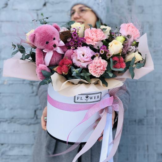 Идеальный подарок: букеты цветов на заказ Flowwow