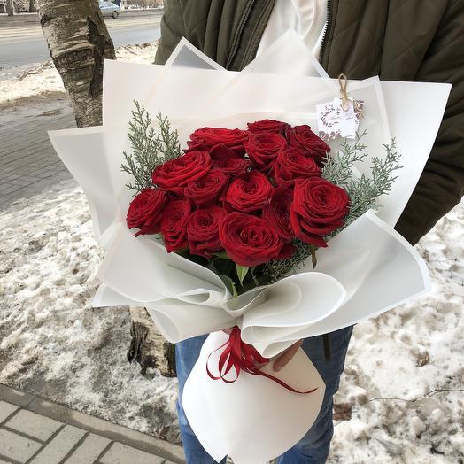 Красавец: букеты цветов на заказ Flowwow