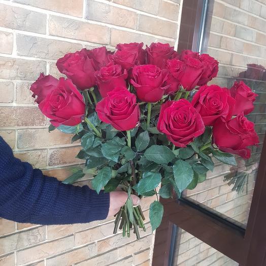 Роза голландская: букеты цветов на заказ Flowwow