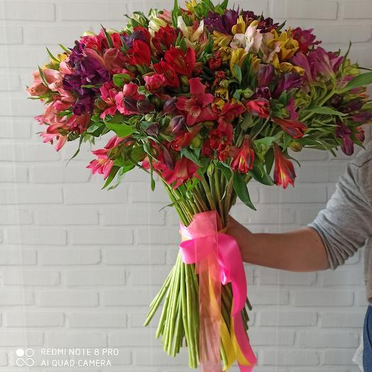 """Букет  """"Жар-птица"""": букеты цветов на заказ Flowwow"""