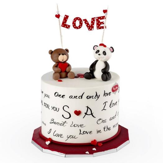"Cake Love"""
