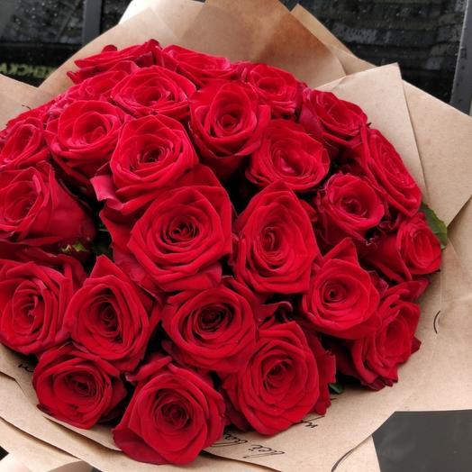 29 роз Рэд Наоми