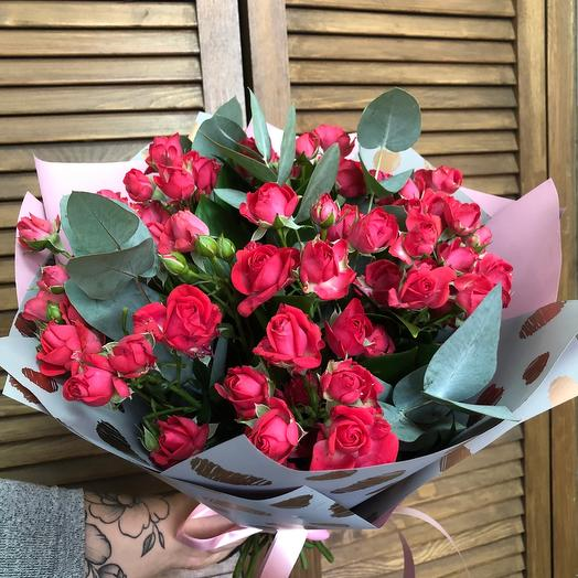 Bouquet of 19
