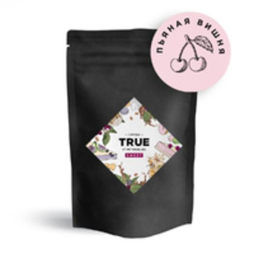 Со вкусовыми добавками Кофе с ароматизатором «Пьяная вишня» 1 кг