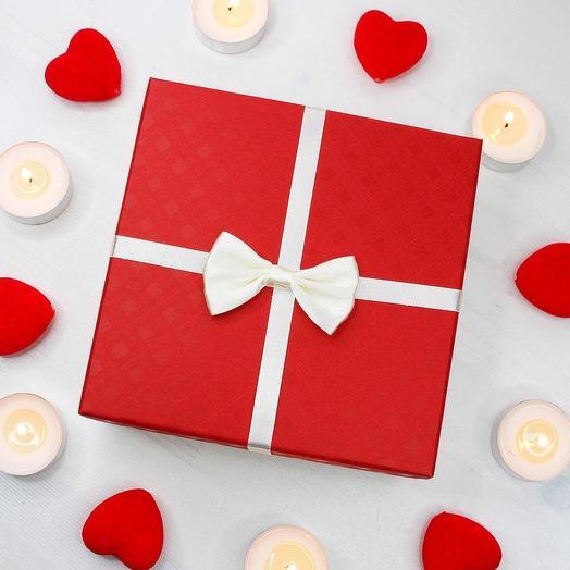 Подарочный набор на 14 февраля