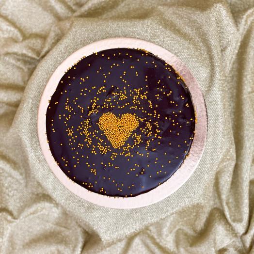 Торт «Маленькое сердце»