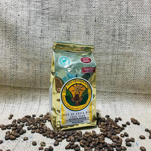 Кофе в зернах House Blend Коста-Рика 350 грамм