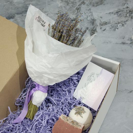"BOX ""LAVANDULA"" S"