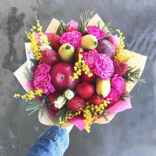 Фруктовый букет Весенний Бриз