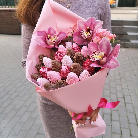 Твоя орхидея