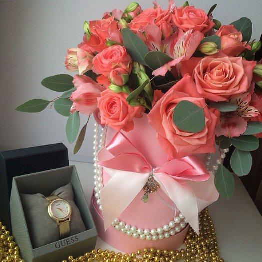 F ower box 21: букеты цветов на заказ Flowwow