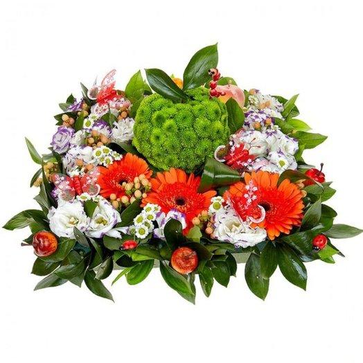 Букет № 17 Эдем: букеты цветов на заказ Flowwow