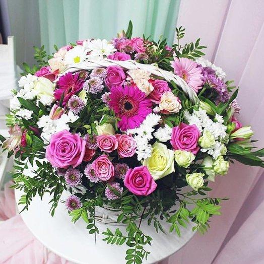 Букет №110 Катрин: букеты цветов на заказ Flowwow
