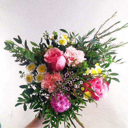Летний луг букет: букеты цветов на заказ Flowwow