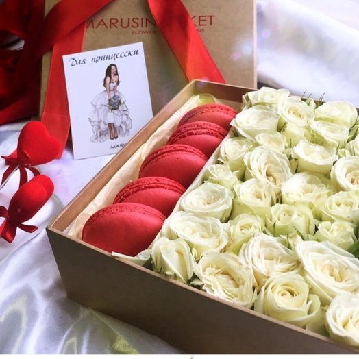 Любимка моя: букеты цветов на заказ Flowwow