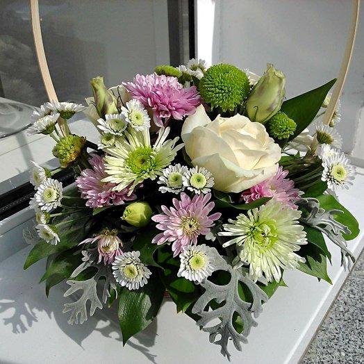 Искорка: букеты цветов на заказ Flowwow