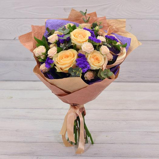 Букет Яна: букеты цветов на заказ Flowwow