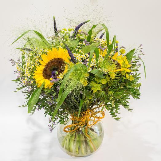 Поле: букеты цветов на заказ Flowwow