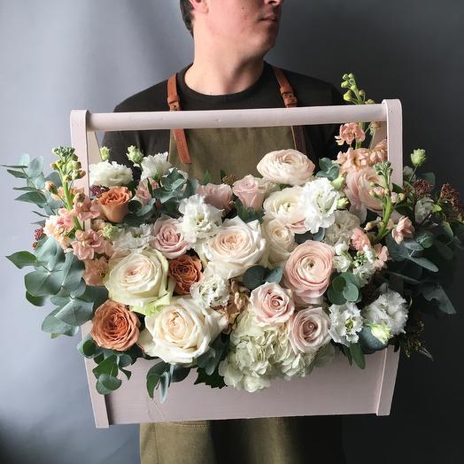 Мой дивный сад: букеты цветов на заказ Flowwow