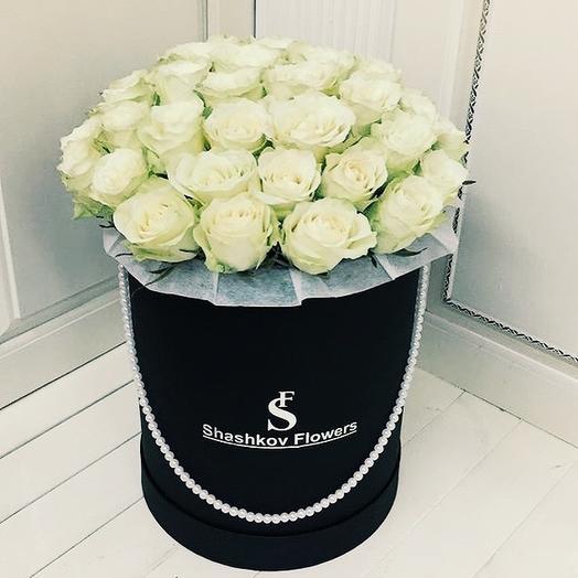 Воздушные розы: букеты цветов на заказ Flowwow