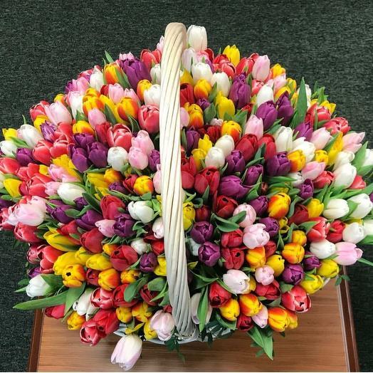 """Краски жизни""🌈: букеты цветов на заказ Flowwow"