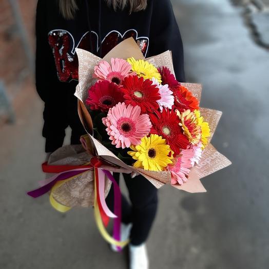 Пламя страстей Z20: букеты цветов на заказ Flowwow