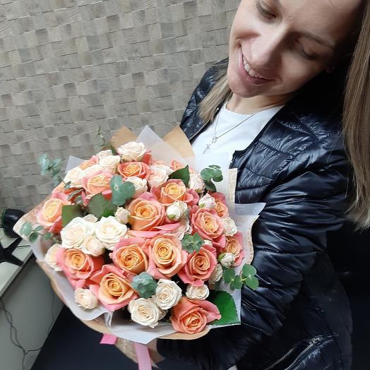 Сокровенная мечта Z10: букеты цветов на заказ Flowwow