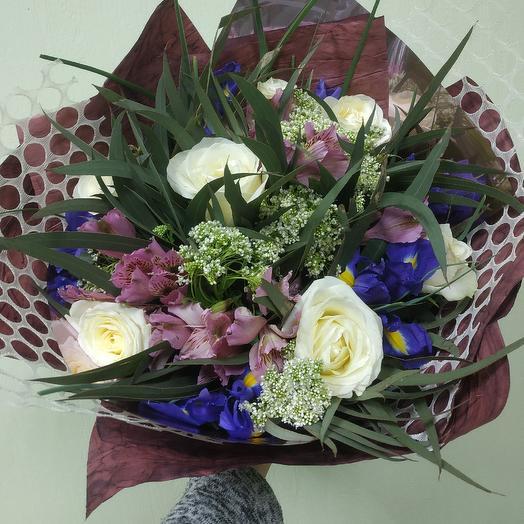 Воздушный шоколад: букеты цветов на заказ Flowwow