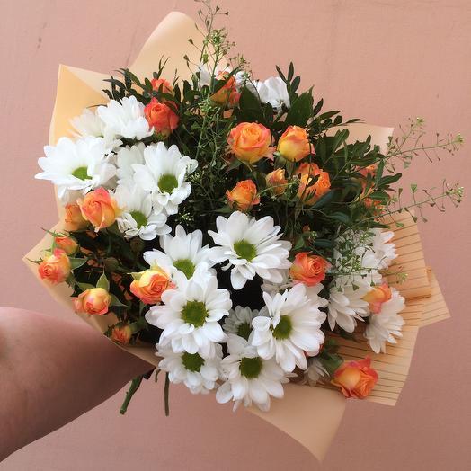 Рыжик: букеты цветов на заказ Flowwow
