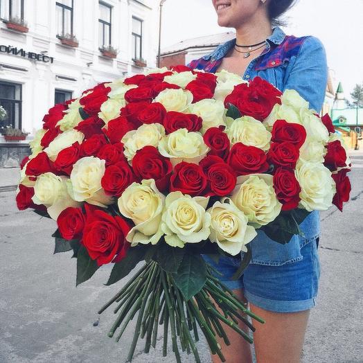 Шедевр: букеты цветов на заказ Flowwow
