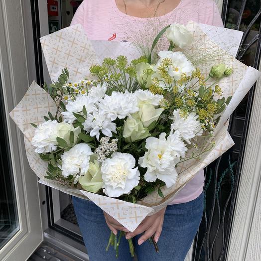 Неземной: букеты цветов на заказ Flowwow