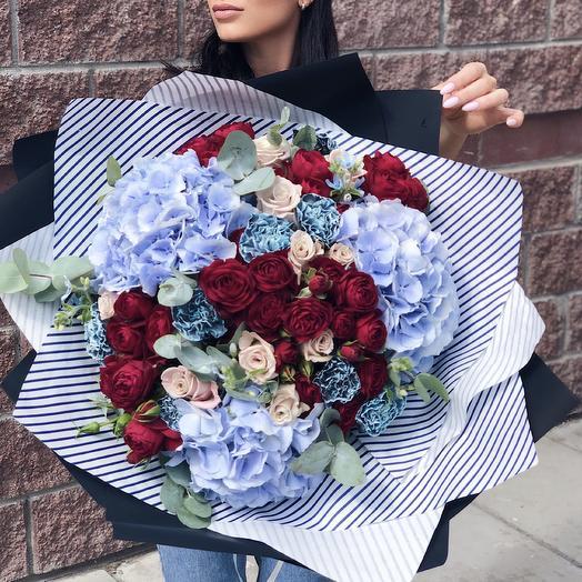 Руби джем: букеты цветов на заказ Flowwow