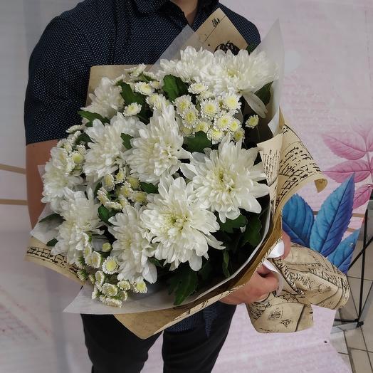 Букет любимому учителю: букеты цветов на заказ Flowwow