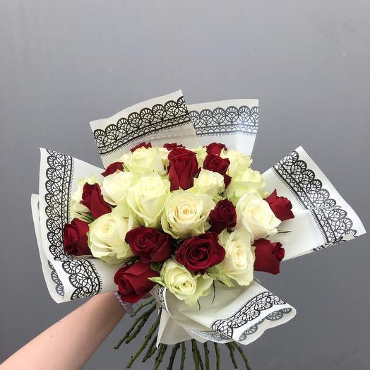 Очарование 🌹😻: букеты цветов на заказ Flowwow