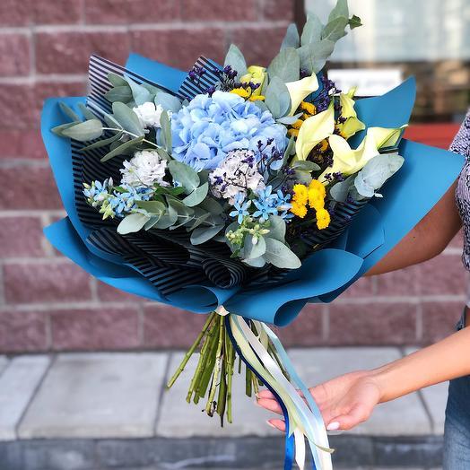 Блэй: букеты цветов на заказ Flowwow