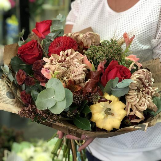 Виена Купер: букеты цветов на заказ Flowwow