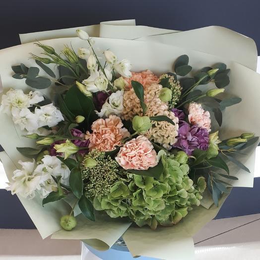 Ветер: букеты цветов на заказ Flowwow