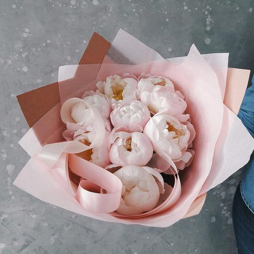 "Букет ""Мисс Америка"" Small: букеты цветов на заказ Flowwow"