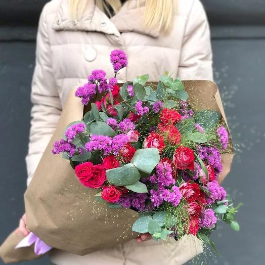 Сочный , Яркий: букеты цветов на заказ Flowwow