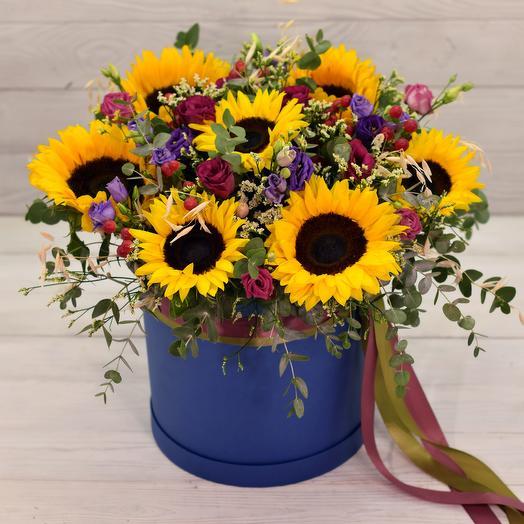 Бонет Янтарь: букеты цветов на заказ Flowwow