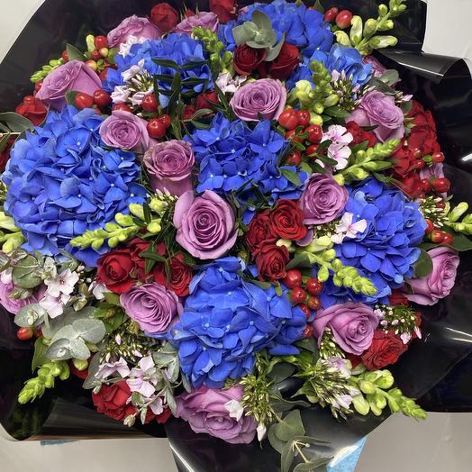 Внезапная радость: букеты цветов на заказ Flowwow