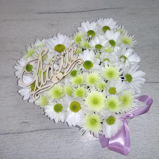 Маме с любовью: букеты цветов на заказ Flowwow