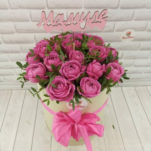 Поцелуй мамы: букеты цветов на заказ Flowwow