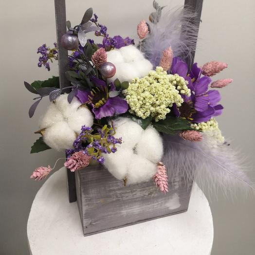 Лавандовый сон: букеты цветов на заказ Flowwow