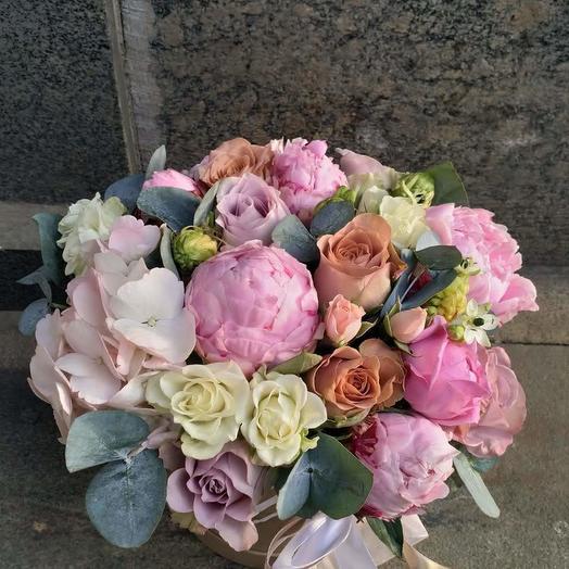 Свадебный букет 3: букеты цветов на заказ Flowwow